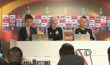 Jacek Magiera jest optymistą przed rywalizacją z Ajaksem