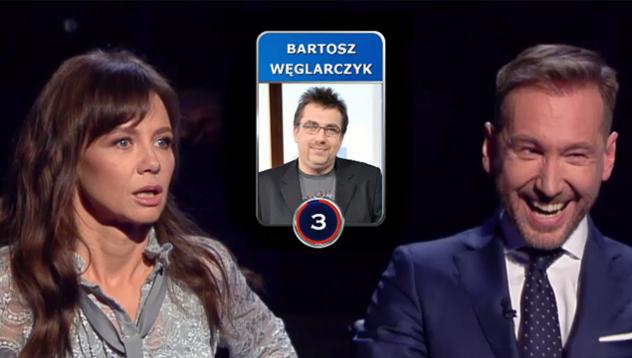 """Dramat Rusin i Kraśko w """"Milionerach"""". Niespodziewany zwrot akcji przy pytaniu za milion!"""