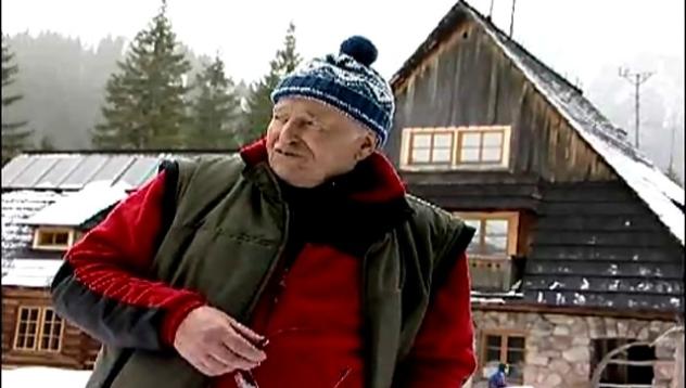 """""""Magda M."""" w górach"""