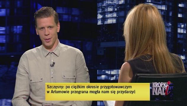 Wojtek Szczęsny pierwszy raz o ślubie z Mariną!