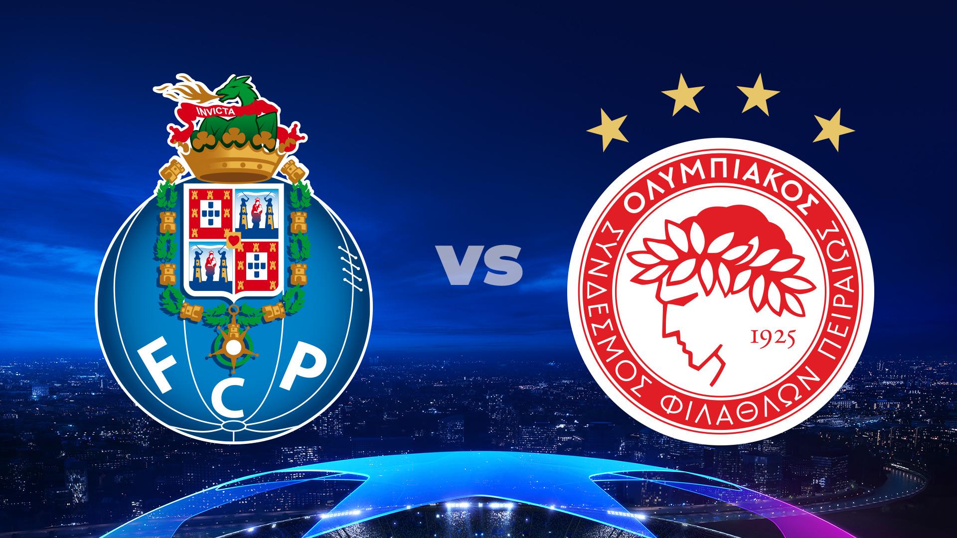 FC Porto - Olympiakos Pireus