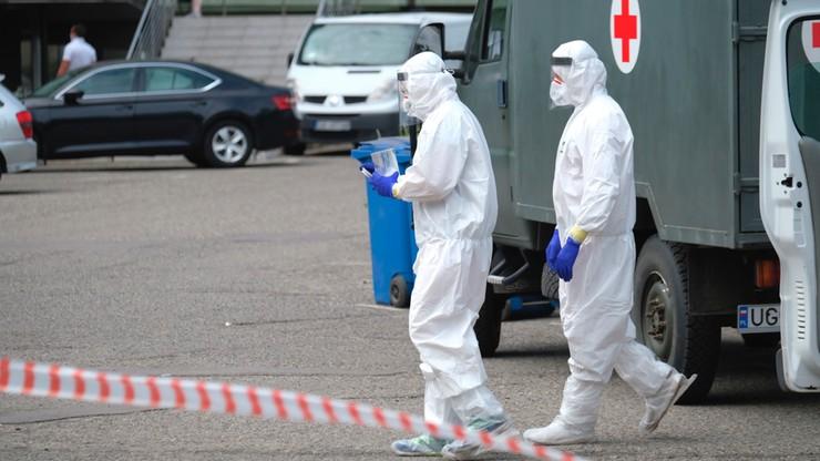Ponad 200 nowych zakażonych na Śląsku w poniedziałek. Koronawirus - najnowsze dane