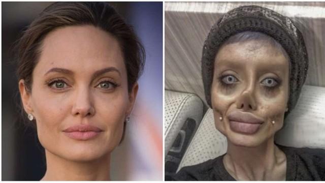 Irańska Angelina Jolie aresztowana. Czego się dopuściła oszpecona instagramerka? [WIDEO]