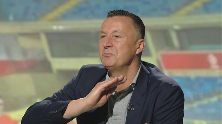 Tomasz Hajto: Ewidentnie jest podział w reprezentacji Polski