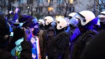 Szef NSZZ Policjantów: niektórzy posłowie podnoszą atmosferę protestów