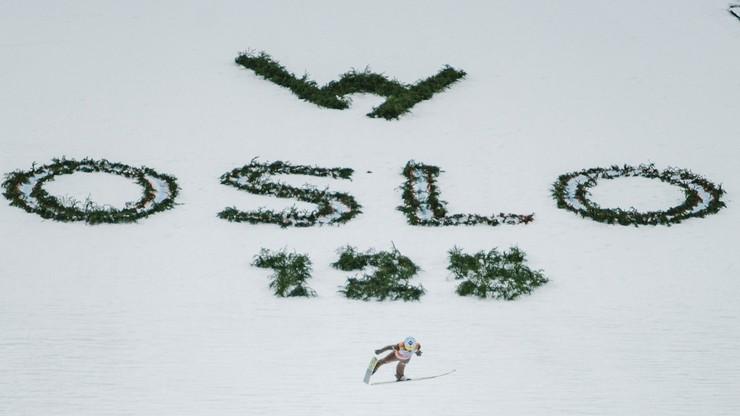 PŚ w skokach: Zawody w Oslo bez kibiców