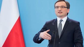 Ziobro: nie mam planów startu w wyborach prezydenckich