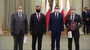 Prezydent powołał nowych ministrów