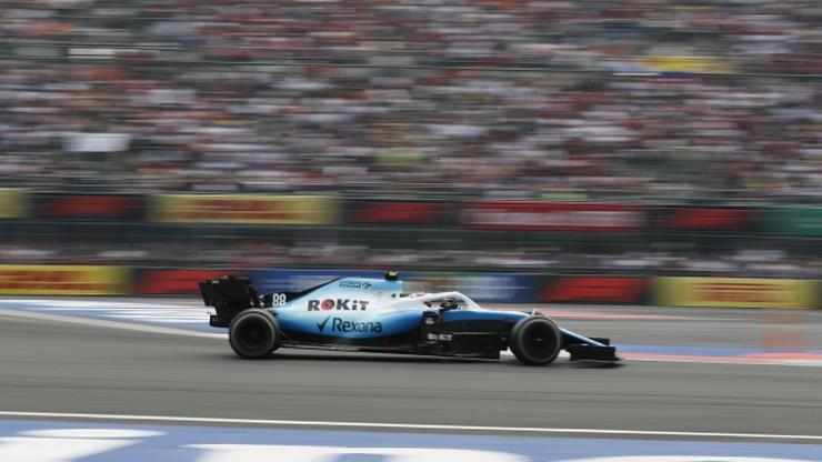 GP USA: Kubica przedostatni na pierwszym treningu w Austin