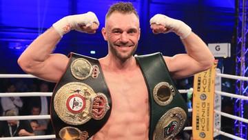 Boesel tymczasowym mistrzem świata WBA wagi półciężkiej