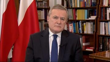 Gliński: opozycja próbuje polską demokrację wysadzić w powietrze
