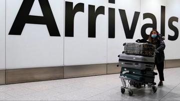 Chora Chinka przyleciała do Europy. Zlekceważyła epidemię nowego wirusa