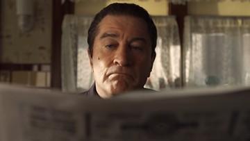 """""""Irlandczyk"""" - nowy film Scorsese już w kinach, od jutra online"""