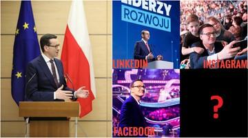 2020-01-26 Premier Morawiecki wziął udział w #DollyPartonChallenge. Dokonał małej modyfikacji
