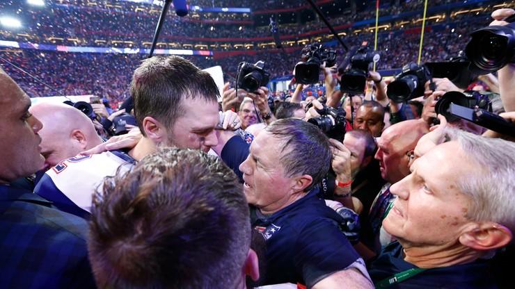 NFL czy... gimnastyka - co będzie ważniejsze w amerykańskim sporcie w 2020 roku?