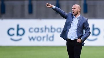 Artur Skowronek nie jest już trenerem Wisły Kraków