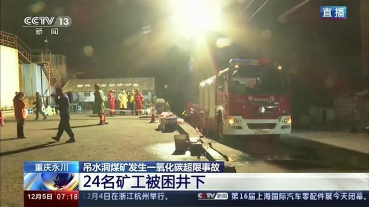Wywozili sprzęt z zamkniętej kopalni. Zginęło 18 górników