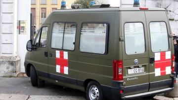 71-latek zarażony koronawirusem uciekł z izolatki we Włoszech