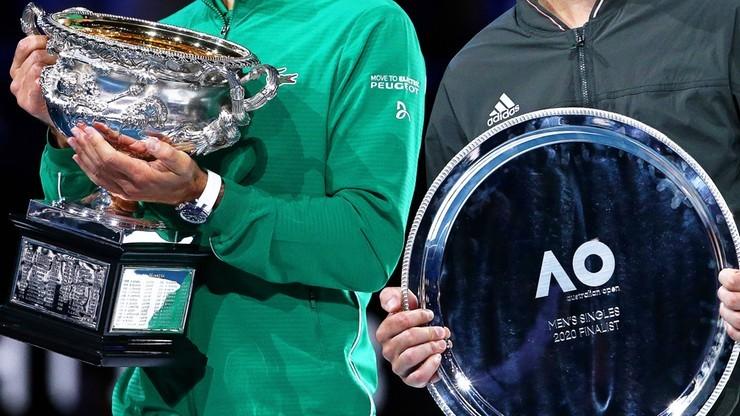 Australian Open z ograniczoną liczbą widzów i ochroną biologiczną
