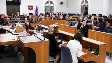 Senat zajmie się ustawą ws. koronawirusa