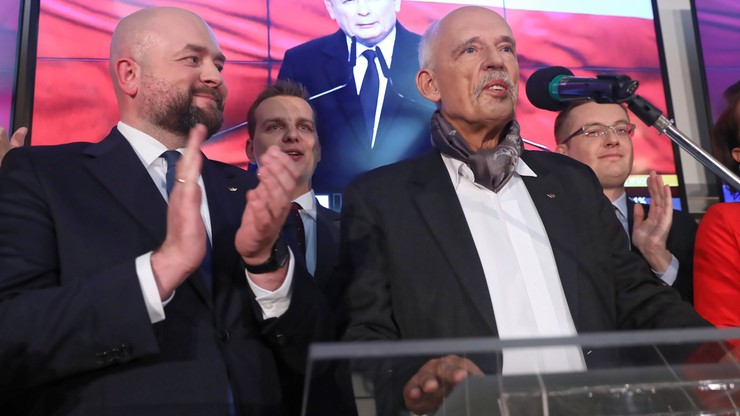 """Ukraińskie media: do Sejmu wchodzą """"przyjaciele Putina"""""""