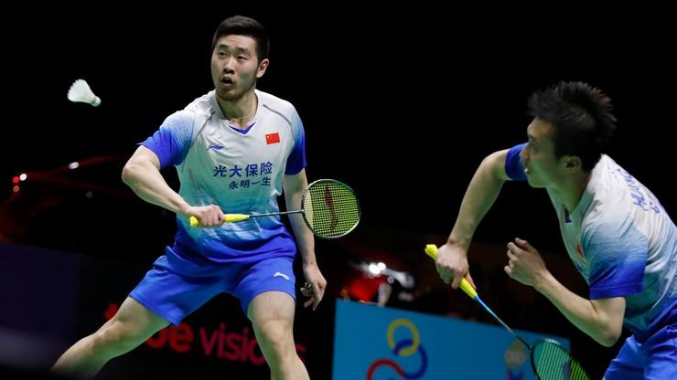 Badmintoniści z Chin i Hongkongu nie zagrają w mistrzostwach Azji