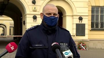 """Rzecznik policji o """"Marszu na Warszawę"""""""