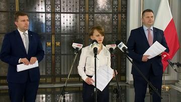 Nowy projekt PiS ws. wyborów. Głosowanie także korespondencyjne, już zgłoszeni kandydaci będą uznani