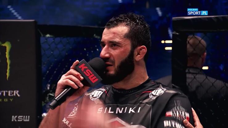 Khalidov: Za bardzo ufałem ludziom. Nie chcę już nowych przyjaciół