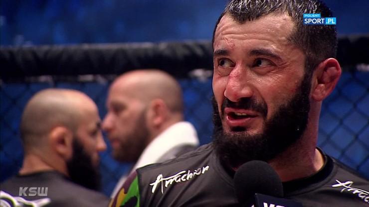 Khalidov: Poczułem drugą młodość