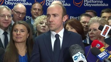 Budka: oczekuję, że premier zawiesi Mariusza Kamińskiego