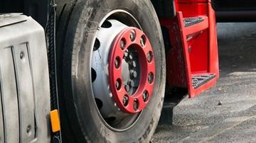 Napromieniowana ciężarówka z 22 tonami złomu próbowała wjechać do Polski