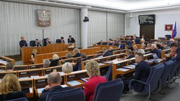 Senat zdecydował o ustawie ws. koronawirusa