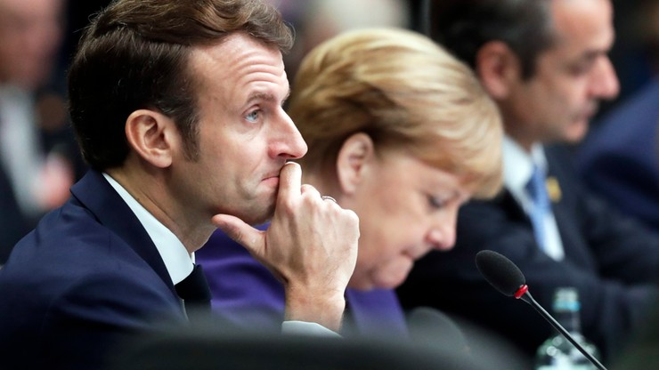 """Macron podtrzymuje swoją opinię o """"śmierci mózgu"""" NATO"""
