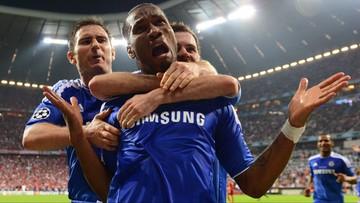 """Liga Mistrzów: Drogba bohaterem Chelsea. """"The Blues"""" pierwszym zwycięzcą z Londynu"""