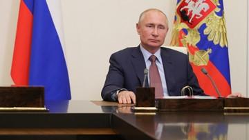 Putin u władzy do 2036? Wskazują na to wyniki referendum