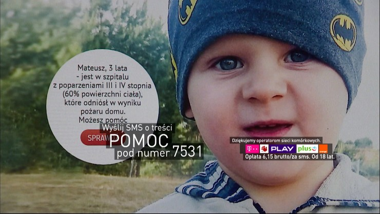 Fundacja Polsat #JesteśmyDlaDzieci