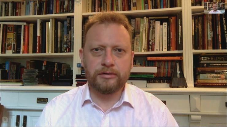 Szumowski w PN: dziś lub jutro decyzja ws. zniesienia obowiązku noszenia maseczek