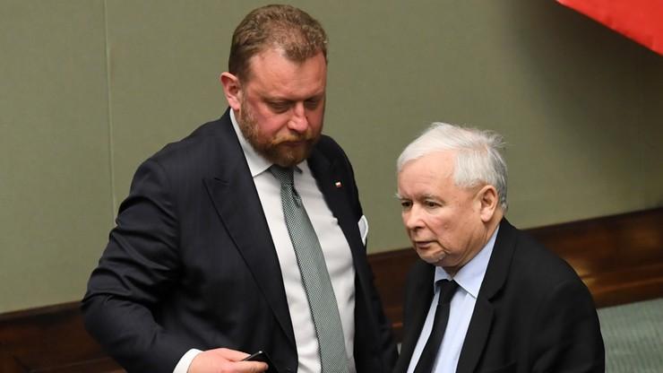 Wotum nieufności wobec Szumowskiego. Sejm podjął decyzję