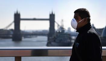 """Epidemia koronawirusa w Wielkiej Brytanii. """"Mniej niż 20 tys. zgonów będzie sukcesem"""""""
