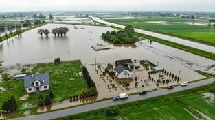 29-05-2020 09:00 Widmo powodzi krąży po Europie. Polska też jest w strefie zagrożenia. Będzie powtórka sprzed roku?