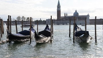 Powódź w Wenecji: zamknięto Plac Świętego Marka