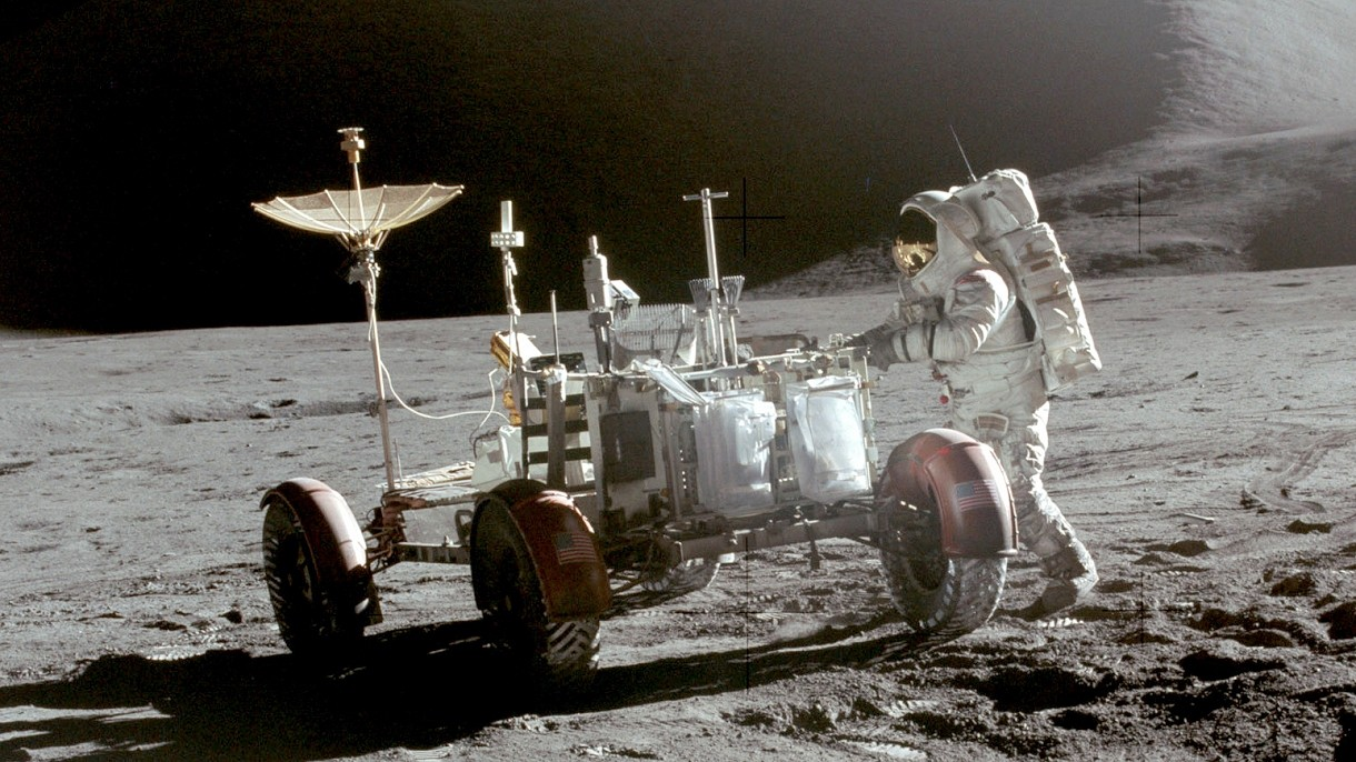 Zobacz niesamowity film z powierzchni Księżyca w jakości 4K i 60 fps [FILM]