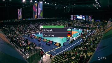 Bułgaria - Niemcy 1:3. Skrót meczu
