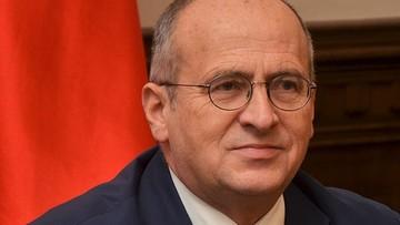 Zbigniew Rau nowym szefem MSZ. Zastąpi Czaputowicza