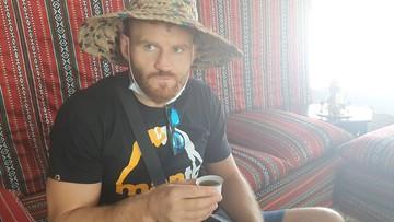 UFC 253: Trening, daktyle i herbata - tak Błachowicz czeka na walkę o pas