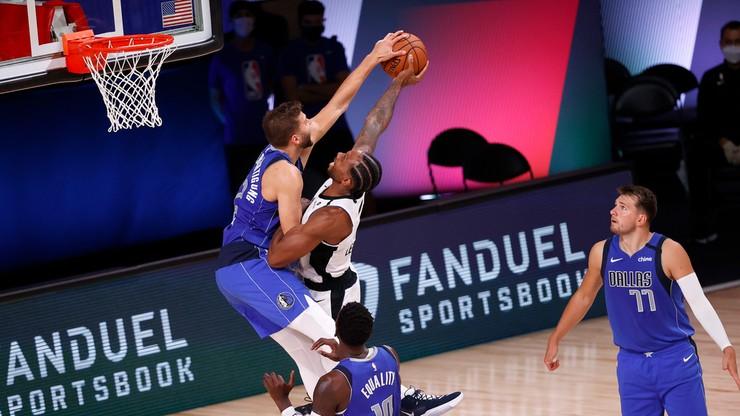 NBA: Dallas Mavericks bez Porzingisa w play-off