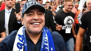 Maradona przejdzie operację usunięcia krwiaka w mózgu
