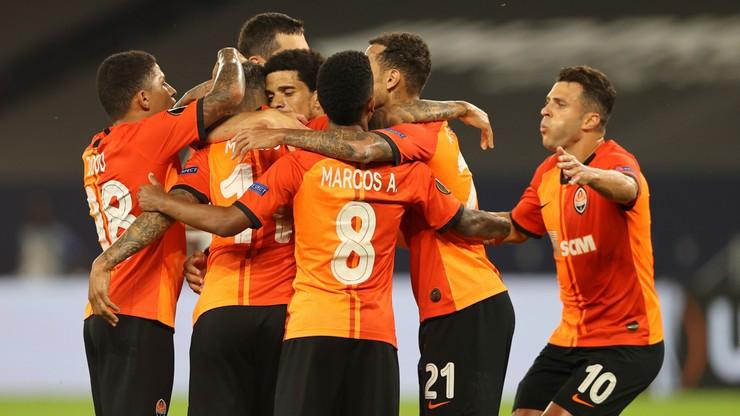 Liga Europy: Szachtar Donieck wysoko wygrał z FC Basel i zameldował się w półfinale