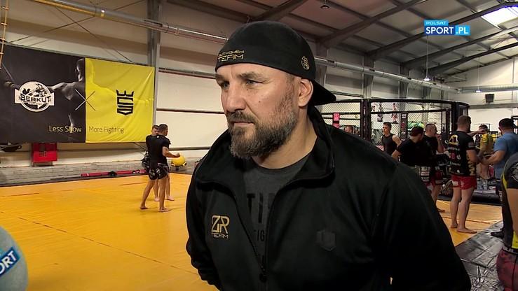 """UFC: Błachowicz rośnie w siłę... mentalną? """"Zna swój cel. Jacare to tylko kolejna przeszkoda"""""""
